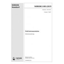 NORSOK I-001