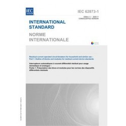 IEC 62873-1 Ed. 1.1 b:2020