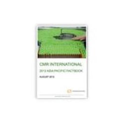 CMR International 2012 Asia Pacific Factbook, Rich-Data Enterprise Edition